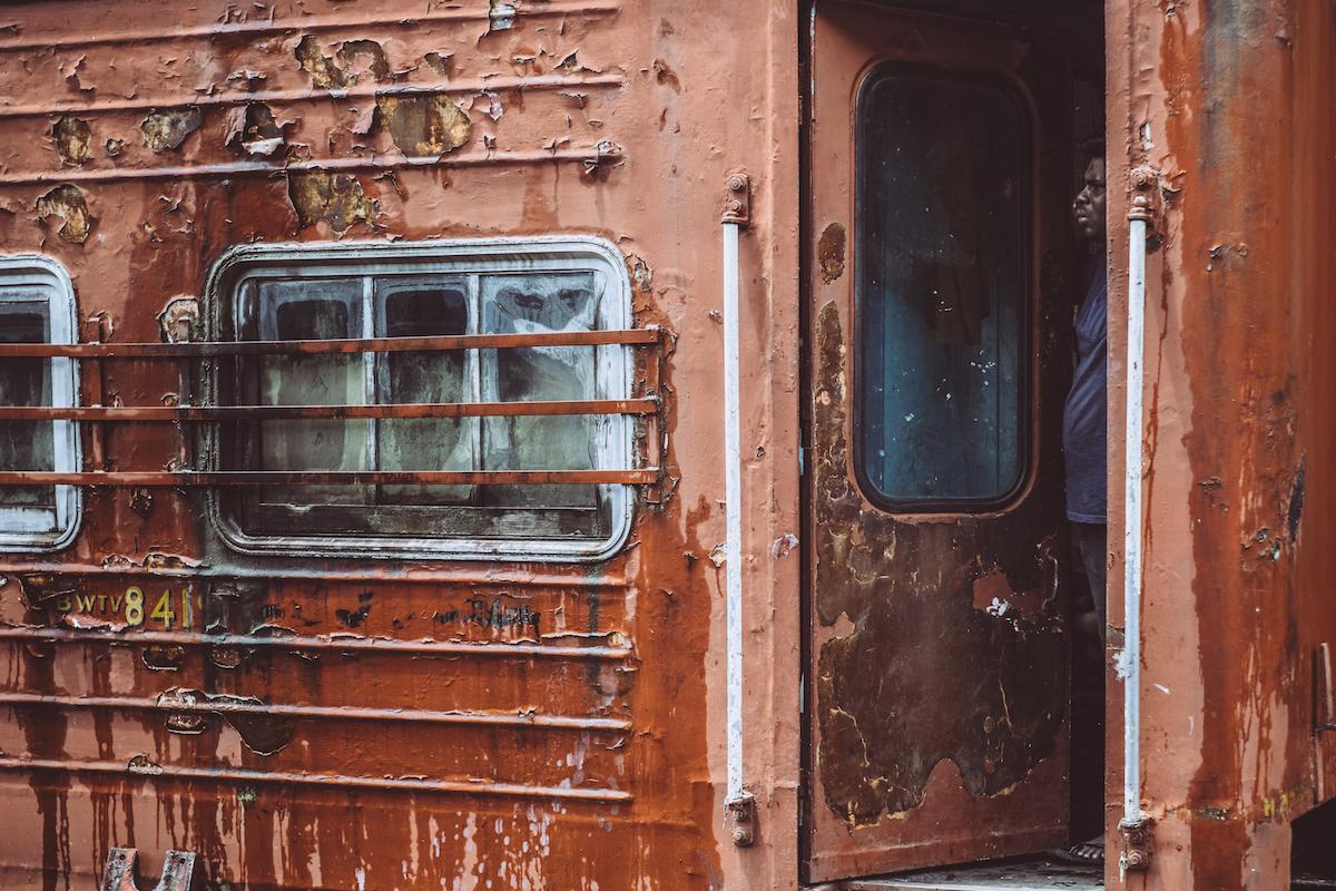 Train-Sri Lanka