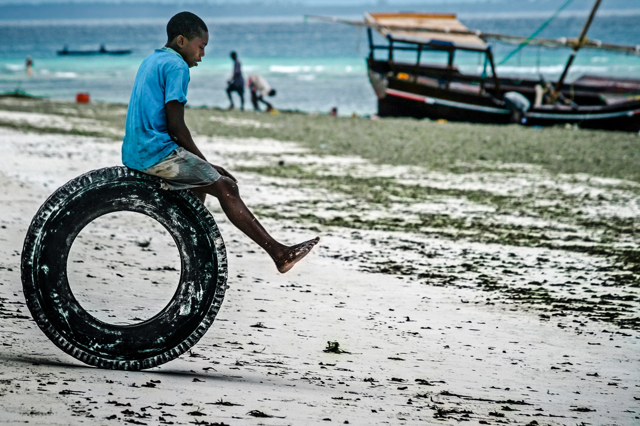 Nungwi Beach - Zanzibar, TZ
