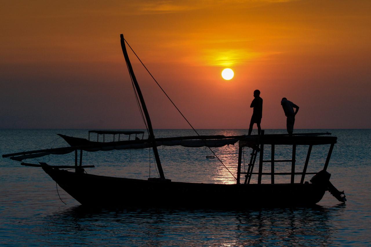 Doho Sunset - Zanzibar, TZ