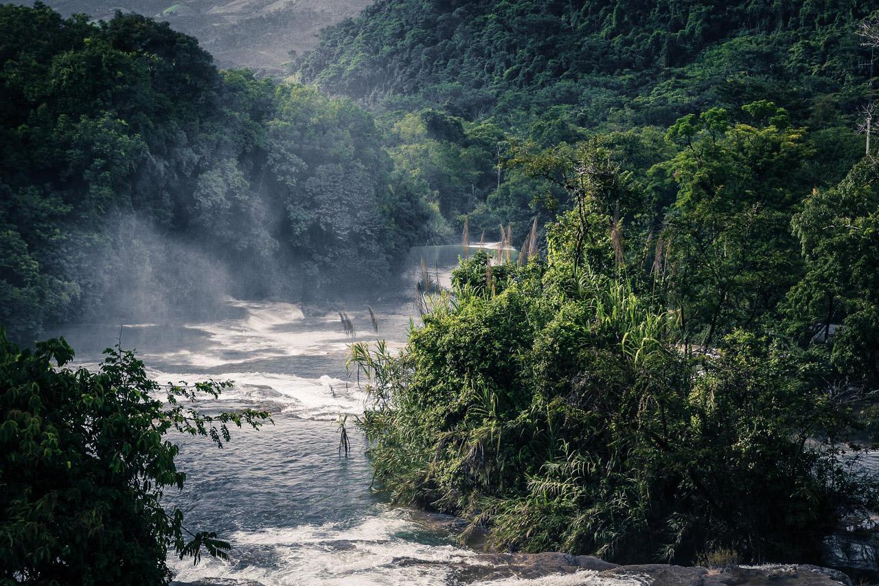 Agua Azul - Chiapas, MX