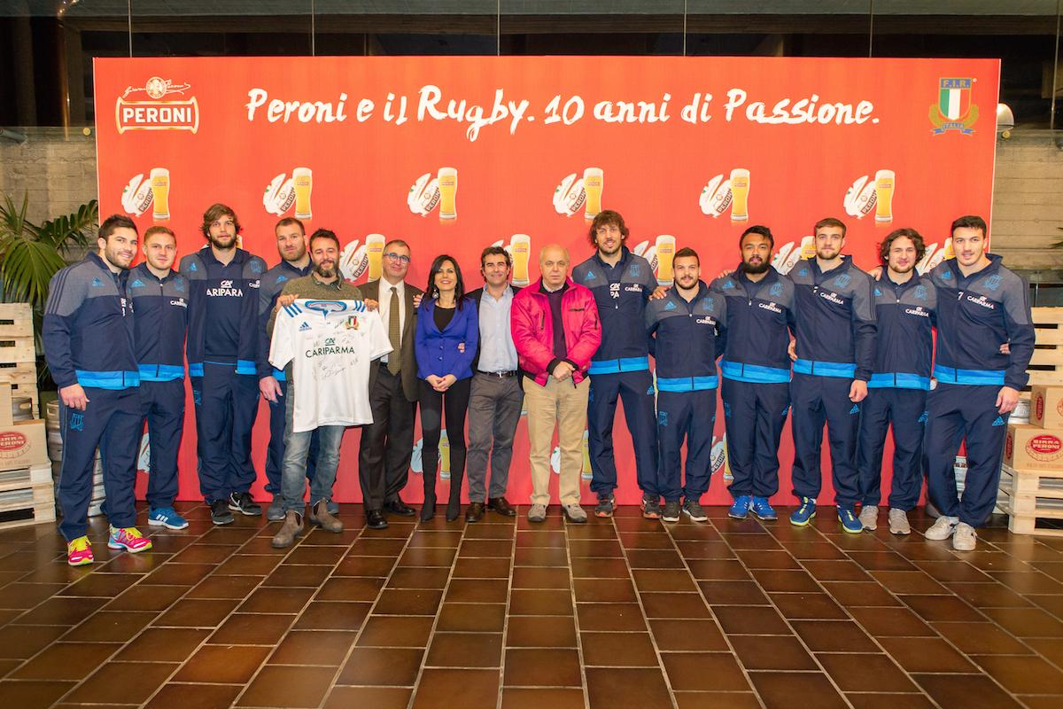 Peroni e F.I.R. 10 anni insieme
